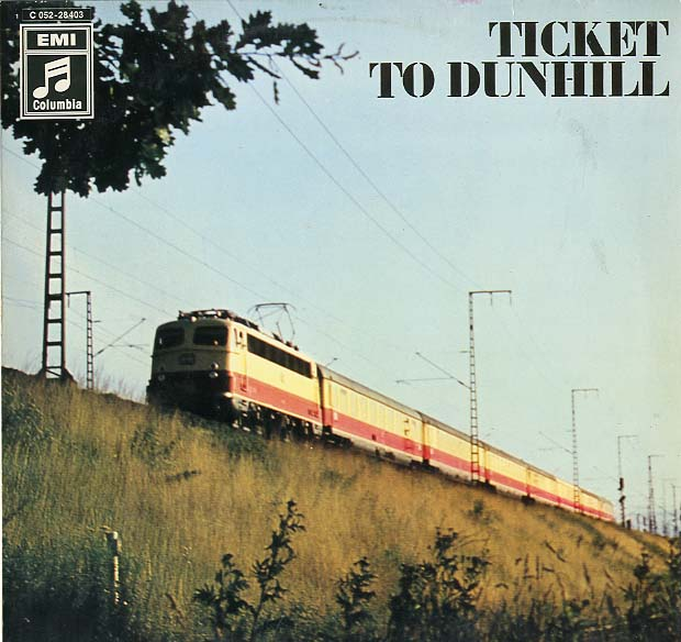 Albumcover Electrola-/Columbia- Sampler - Ticket To Dunhill