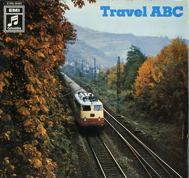 Albumcover Electrola-/Columbia- Sampler - Travel ABC