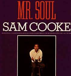 Albumcover Sam Cooke - Mr. Soul