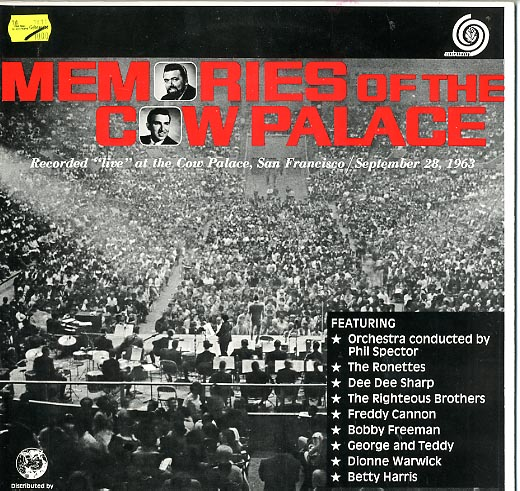 Albumcover Various Artists of the 60s - Memories of the Cow Palace