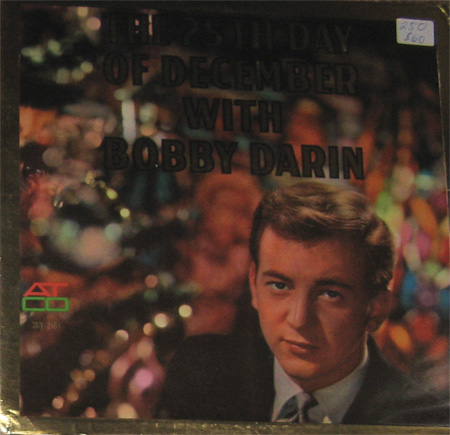 Albumcover Bobby Darin - The 25th day of December