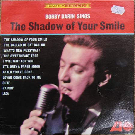 Albumcover Bobby Darin - The Shadow Of your Smile