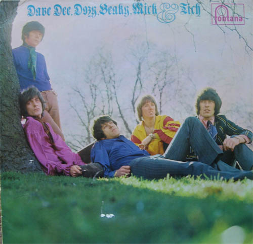 Albumcover Dave Dee, Dozy, Beaky, Mick & Tich - If No One Sang