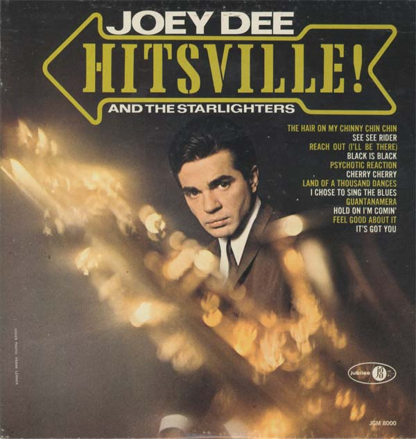 Albumcover Joey Dee and the Starlighters - Hitsville