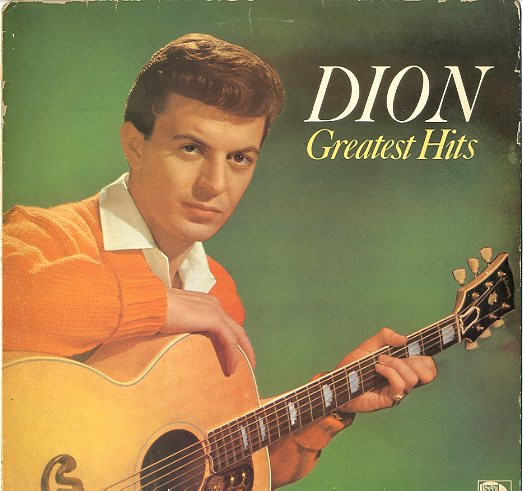 Albumcover Dion - Greatest Hits