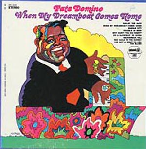 Albumcover Fats Domino - When My Dreamboat Come Home
