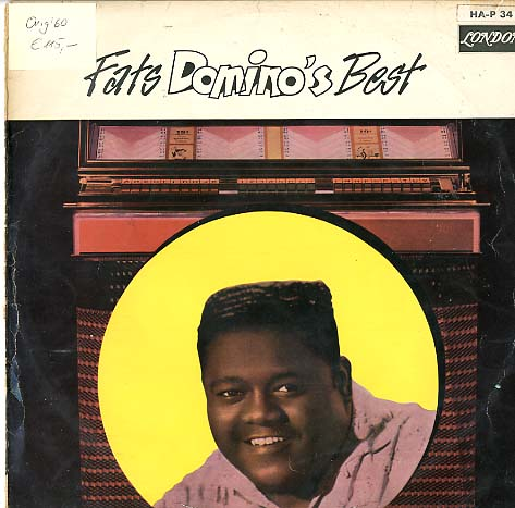 Albumcover Fats Domino - Fats Dominos Best