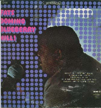 Albumcover Fats Domino - Blueberry Hill !