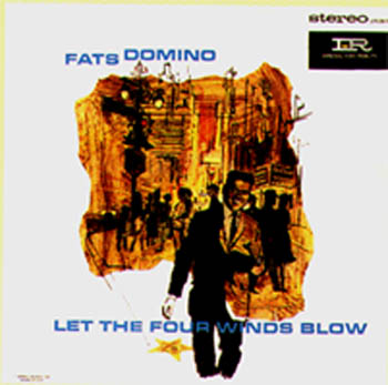 Albumcover Fats Domino - Let the Four Winds Blow