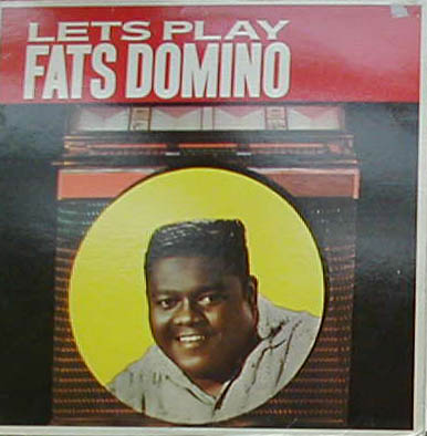 Albumcover Fats Domino - Let´s Play Fats Domino