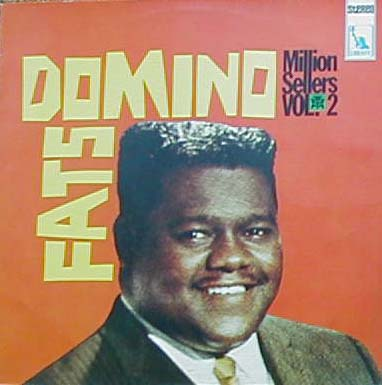 Albumcover Fats Domino - Million Sellers Vol. 2