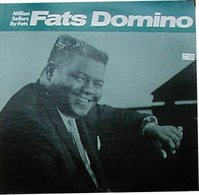 Albumcover Fats Domino - Million Sellers By Fats