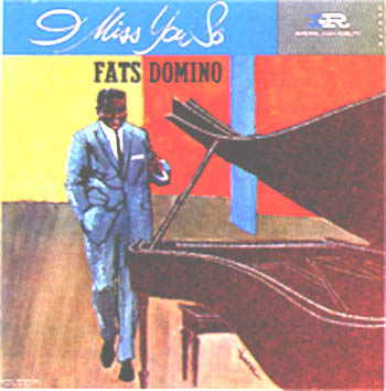 Albumcover Fats Domino - I Miss You So