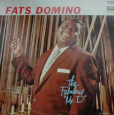 Albumcover Fats Domino - The Fabulous Mr. D