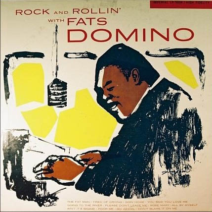 Albumcover Fats Domino - Rock and Rollin with Fats Domino
