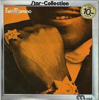Albumcover Fats Domino - Star Collection