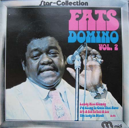 Albumcover Fats Domino - Star-Collection Vol. 2
