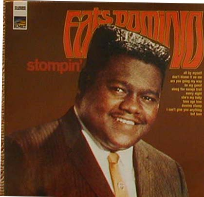 Albumcover Fats Domino - Stompin´ Fats Domino