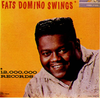 Albumcover Fats Domino - Swings