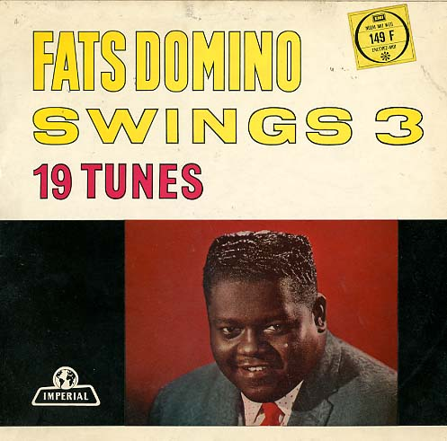 Albumcover Fats Domino - Swings 3