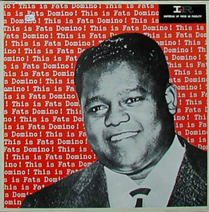 Albumcover Fats Domino - This Is Fats Domino