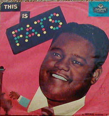 Albumcover Fats Domino - This Is Fats