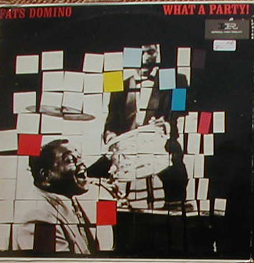 Albumcover Fats Domino - What A Party