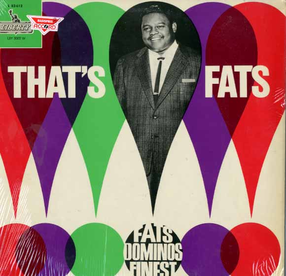 Albumcover Fats Domino - That´s Fats - Fats Domino´s Finest