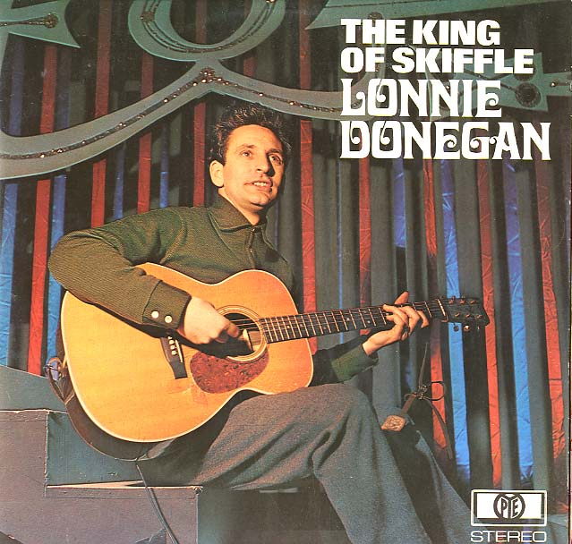 Albumcover Lonnie Donegan - The King Of Skiffle (DLP)