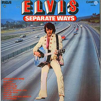 Albumcover Elvis Presley - Separate Ways
