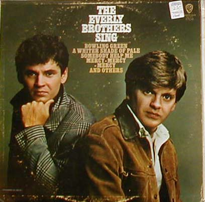 Albumcover The Everly Brothers - Sing