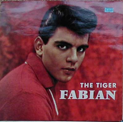 Albumcover Fabian - The Tiger
