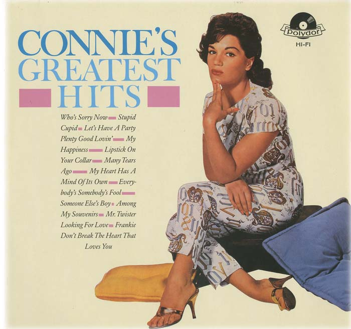 Albumcover Connie Francis - Connies Greatest Hits