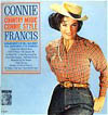 Cover: Francis, Connie - Country Music Connie Style