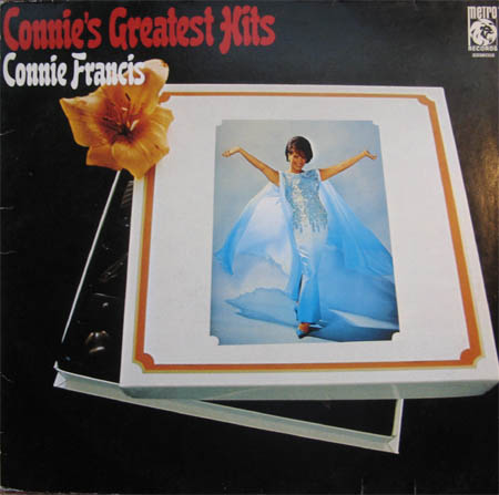 Albumcover Connie Francis - Connie´s Greatest Hits