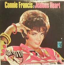 Albumcover Connie Francis - Jealous Heart