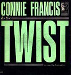 Albumcover Connie Francis - Do The Twist