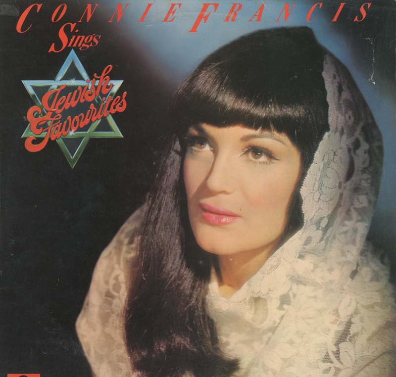 Albumcover Connie Francis - Sings Great Jewish Favourites