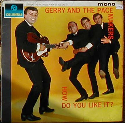 Albumcover Gerry & The Pacemakers - How Do You Like It