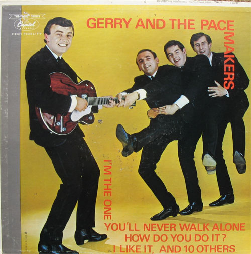 Albumcover Gerry & The Pacemakers - I´m The One