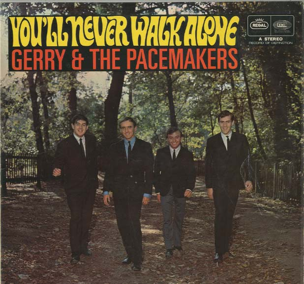 Albumcover Gerry & The Pacemakers - You Will Never Walk Alone