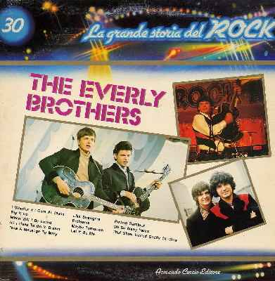 Albumcover La grande storia del Rock - No. 30 Grande Storia del Rock: The Everly Brothers