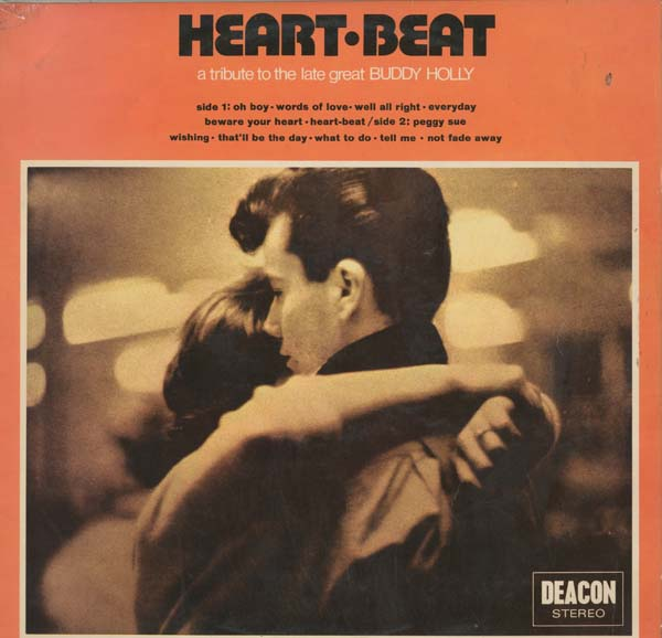 Albumcover Various Artists of the 60s - Heart-Beat - A Tribute to the late great Buddy Holly