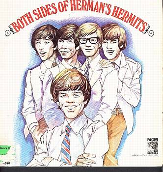 Albumcover Herman´s Hermits - Both Sides of