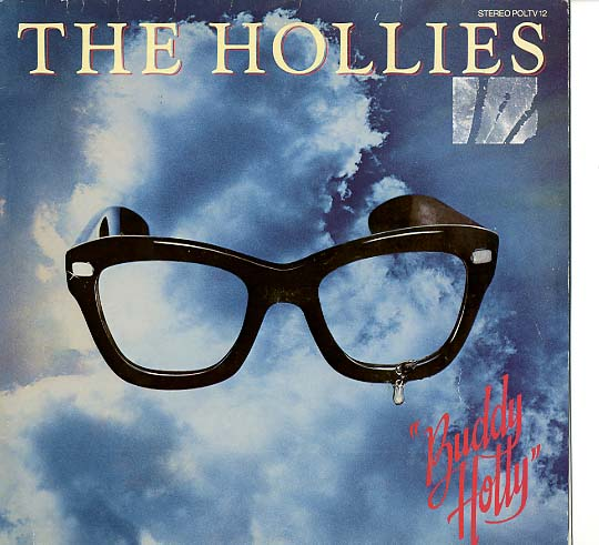 Albumcover The Hollies - Buddy Holly