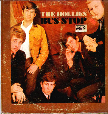 Albumcover The Hollies - Bus Stop