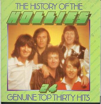 Albumcover The Hollies - The History Of The Hollies (DLP)