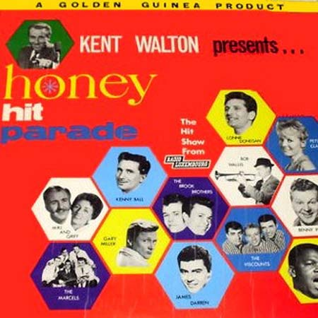 Albumcover Golden Guinea Sampler - Kent Walton Presents Honey Hit Parade
