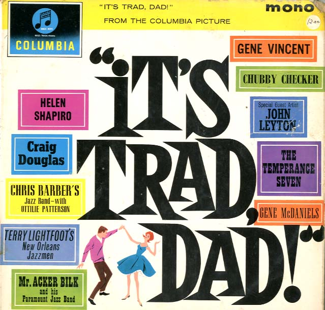Albumcover Electrola-/Columbia- Sampler - It´s Trad Dad