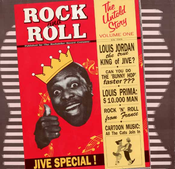 Albumcover Various Artists of the 60s - Rock and Roll Jive Special - The Untold Story Volume 1